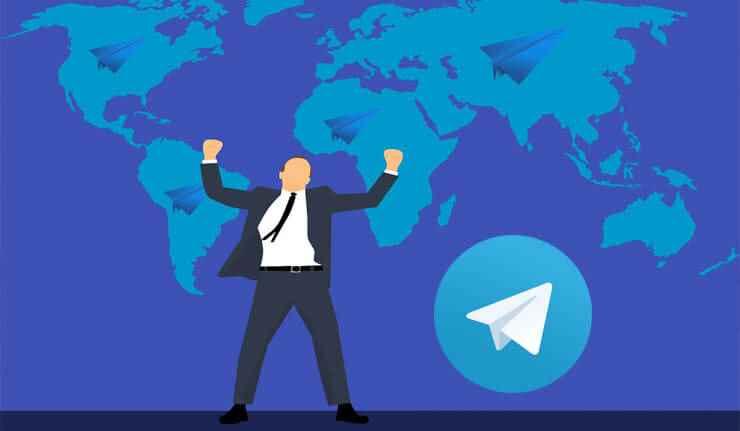 how to Buy telegram members India