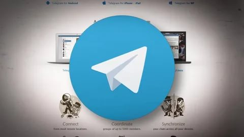 how to add fake members in Telegram channel easy?