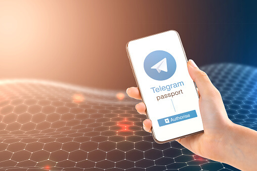 best way to report a channel on Telegram
