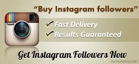 How to buy 50 real active Instagram followers cheap