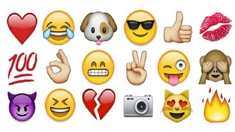 how to use emojis on Instagram easy?!