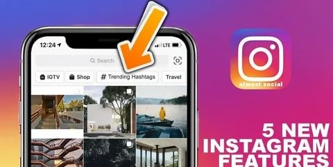 ARCHIVE POSTS and Instagram features