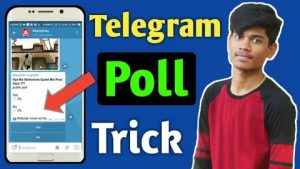 How To Create A Poll On Telegram fast?