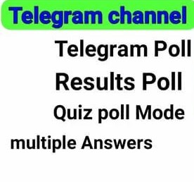 The best way to know how to create a poll on Telegram