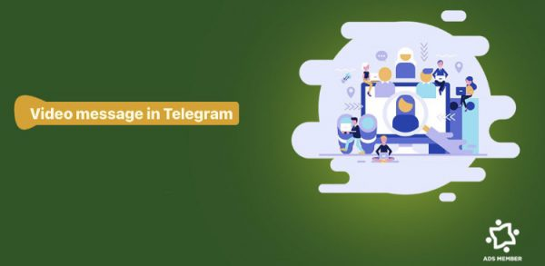 How to record and send a video message in Telegram?