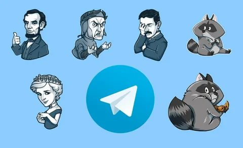 To archive telegram stickers, absolutely follow these steps: